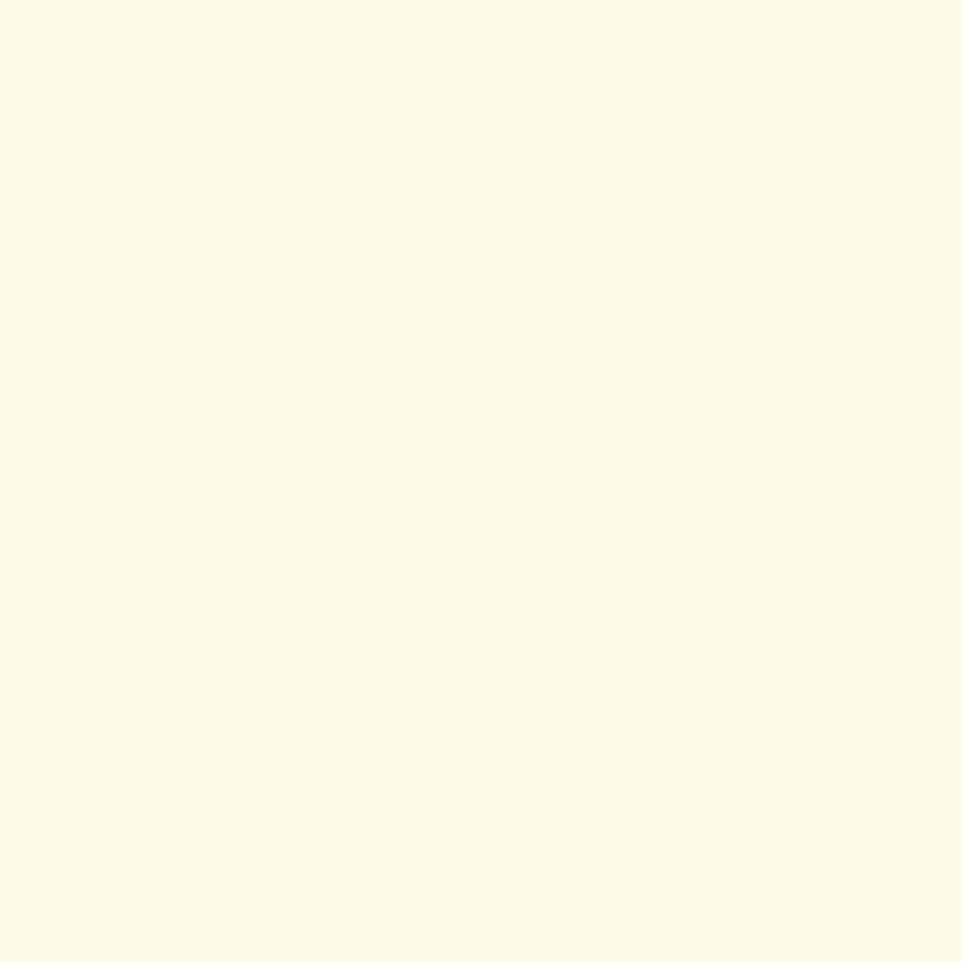 Vanilla Solid Colour